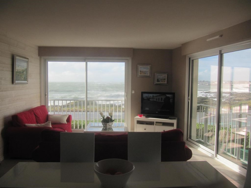 Holiday rentals Quiberon - Apartment - 6 persons - Television - Photo N° 1