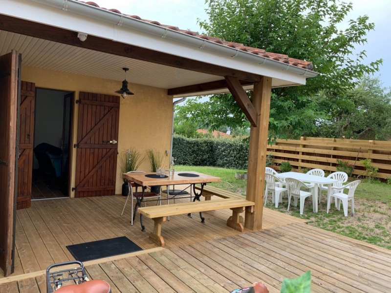 Location vacances Moliets-et-Maa -  Maison - 6 personnes - Barbecue - Photo N° 1