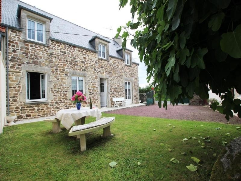 Location vacances Teurthéville-Bocage -  Maison - 6 personnes - Barbecue - Photo N° 1