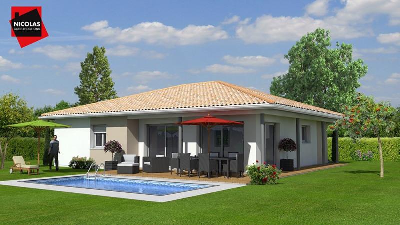 Maison  4 pièces + Terrain 650 m² Sainte-Hélène par NICOLAS CONSTRUCTION
