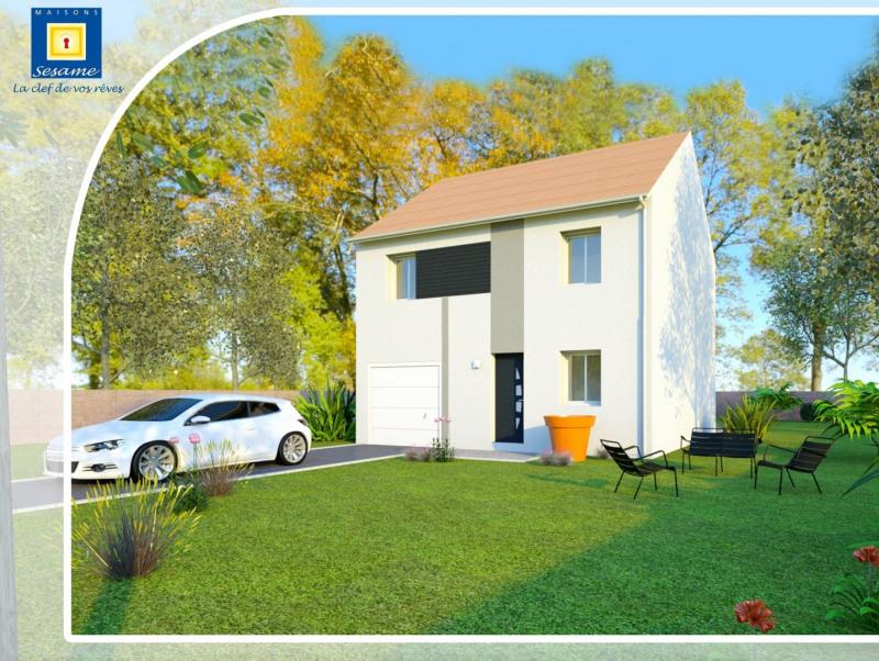 Maison  5 pièces + Terrain 300 m² Vert-Saint-Denis par MAISONS SESAME