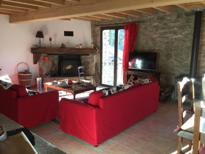 Holiday rentals Fontrabiouse - House - 9 persons - Ping-pong table - Photo N° 1