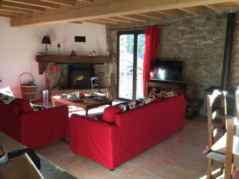 Location vacances Fontrabiouse -  Maison - 9 personnes - Table de ping-pong - Photo N° 1