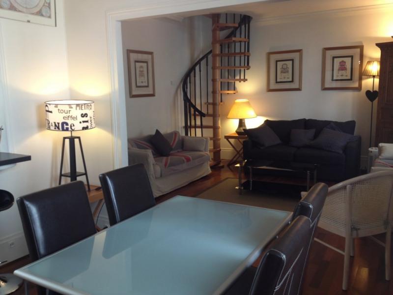 Appartement paris 16e arrondissement pour 5 personnes for Chambre paris 13 location