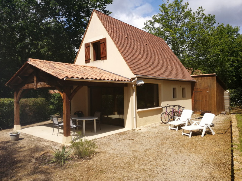 Location vacances Groléjac -  Gite - 4 personnes - Barbecue - Photo N° 1