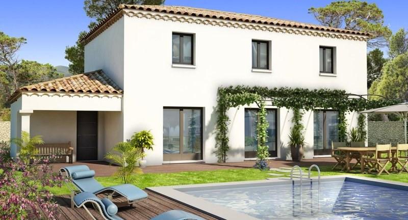 Maison  4 pièces + Terrain 702 m² Aubagne par VILLAS PRISME  DOMASUD VILLAS