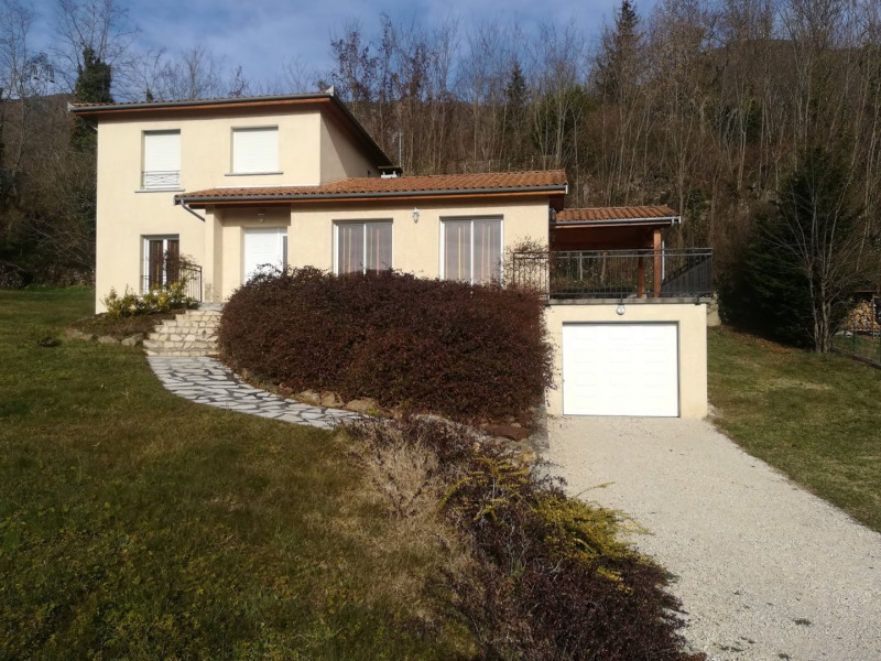 Maison sur terrain clos avec WIFI - Arignac