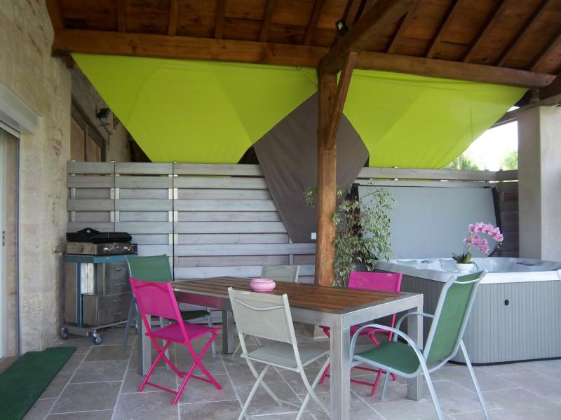 Alquileres de vacaciones Lamagistère - Cabaña - 6 personas - Jardín - Foto N° 1