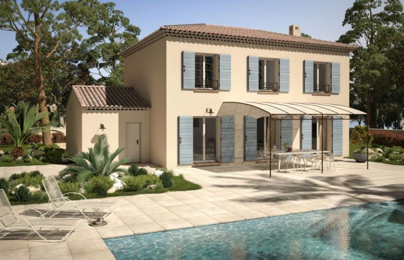 Maison  5 pièces + Terrain 700 m² Le Broc par LES MAISONS DE MANON