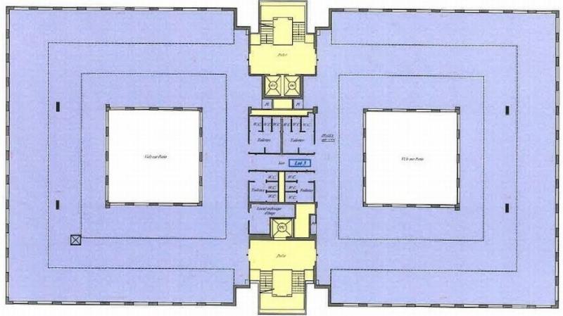 location bureau colombes hauts de seine 92 8238 m. Black Bedroom Furniture Sets. Home Design Ideas