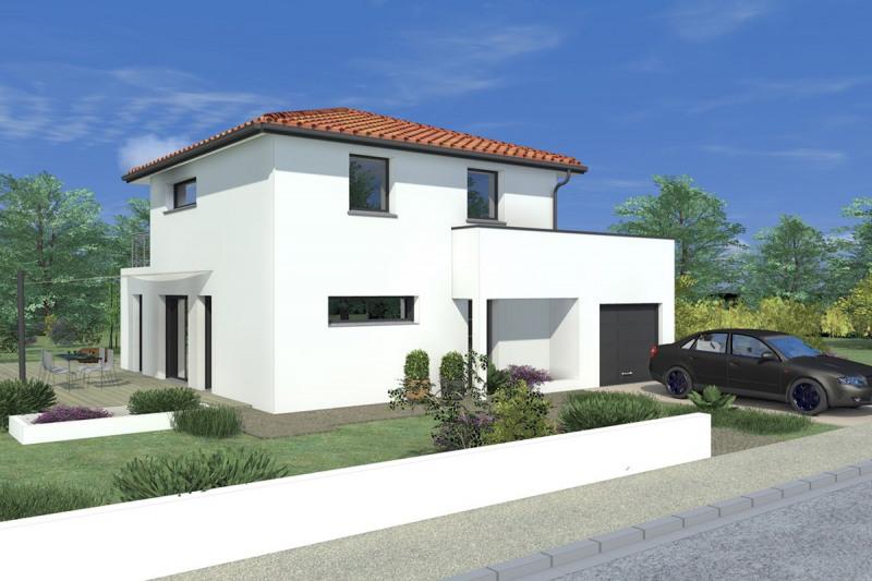 Maison  6 pièces + Terrain 721 m² La Bretonnière-la-Claye par ALLIANCE CONSTRUCTION LA ROCHE SUR YON