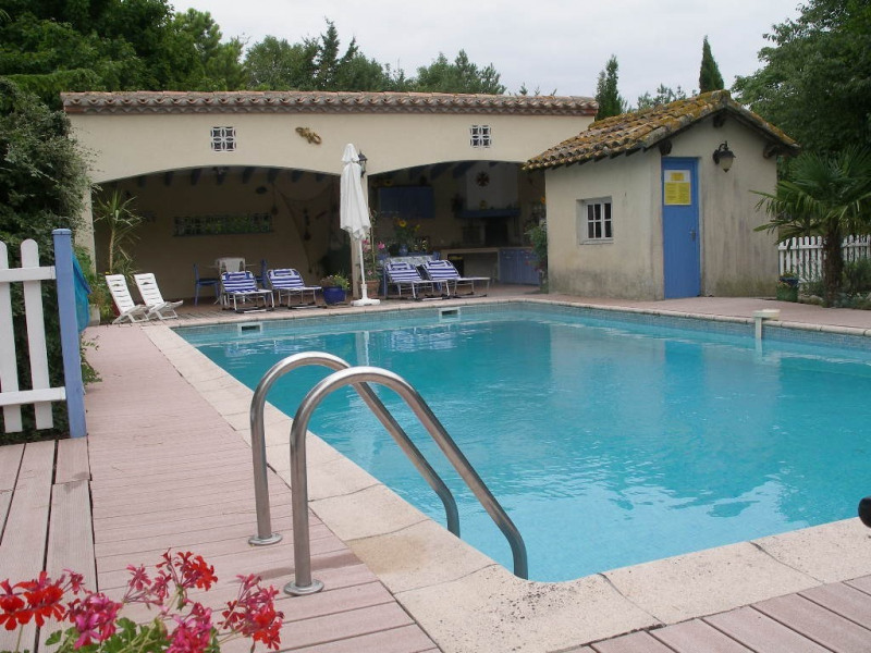 COUNTRY COTTAGE WITH POOL IN CATHARE - Fonters-du-Razès