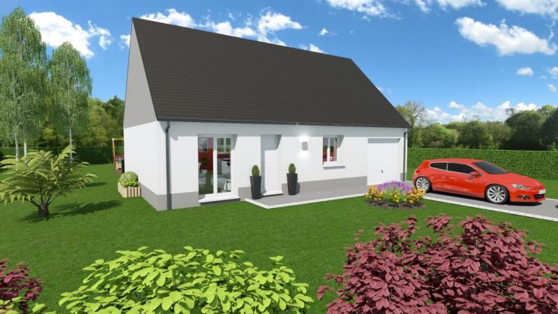 Maison  4 pièces + Terrain Oneux par Maisons Arlogis Normandie