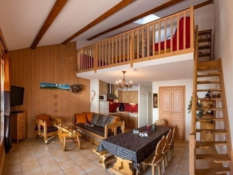 Location vacances Saint-Michel-de-Chaillol -  Appartement - 9 personnes - Télévision - Photo N° 1