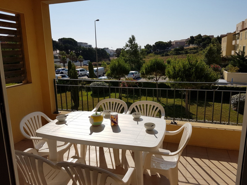 Location vacances Narbonne -  Appartement - 6 personnes - Balcon - Photo N° 1