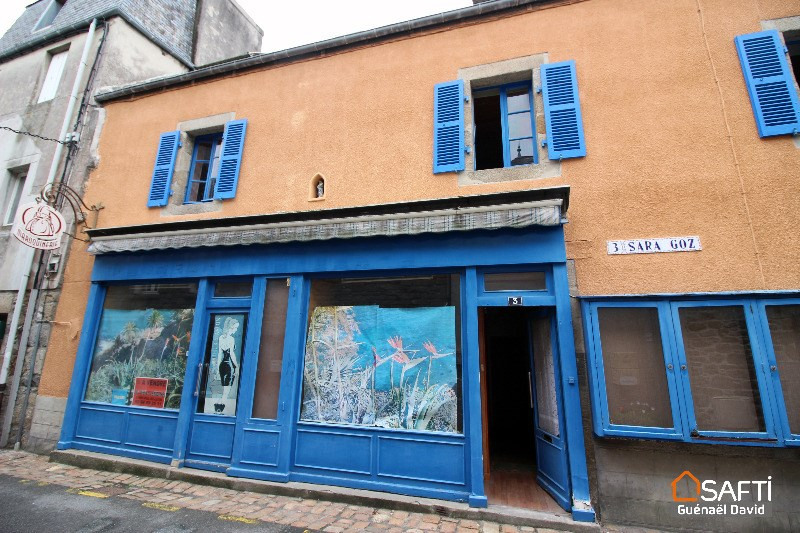 Vente Local commercial Saint-Pol-de-Léon