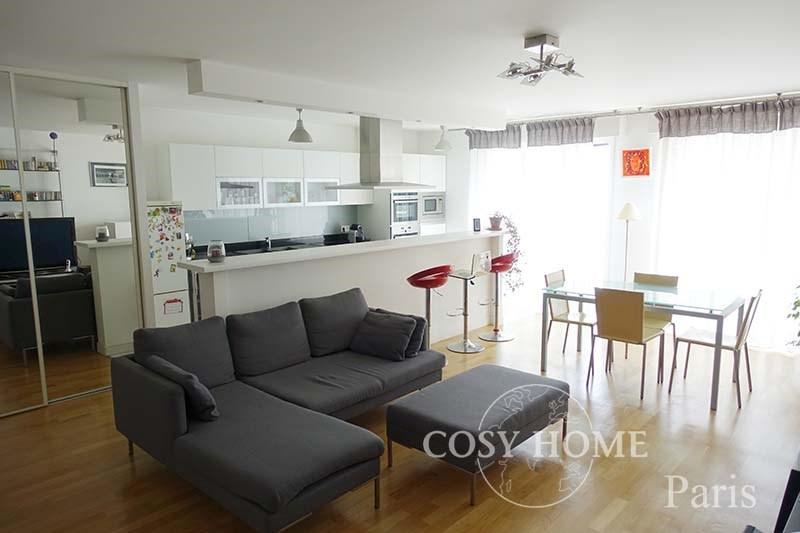 Location Appartement 4 Pièces 108m² Paris 11ème