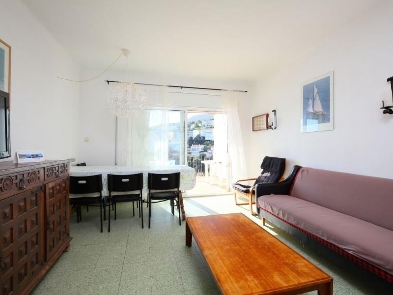 Location vacances Llançà -  Appartement - 7 personnes - Télévision - Photo N° 1