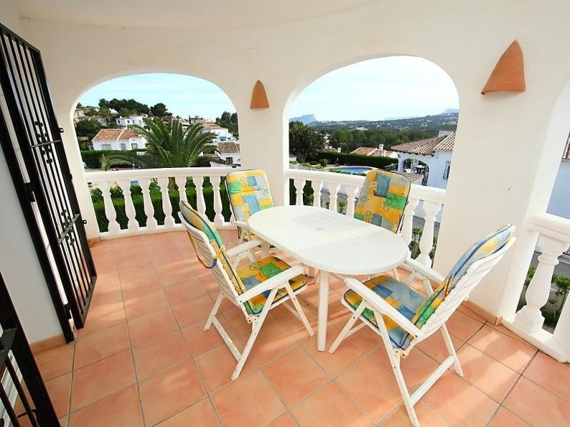 Location vacances Teulada -  Maison - 4 personnes - Barbecue - Photo N° 1