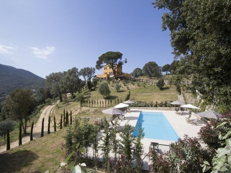 Hauteurs d'Ajaccio- Résidence avec piscine LA TOUR  3