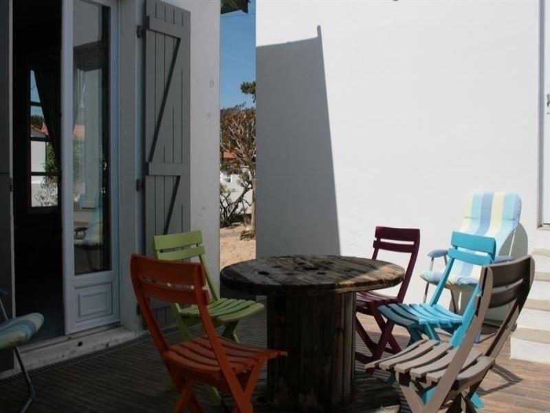 Location vacances La Tranche-sur-Mer -  Maison - 5 personnes - Télévision - Photo N° 1