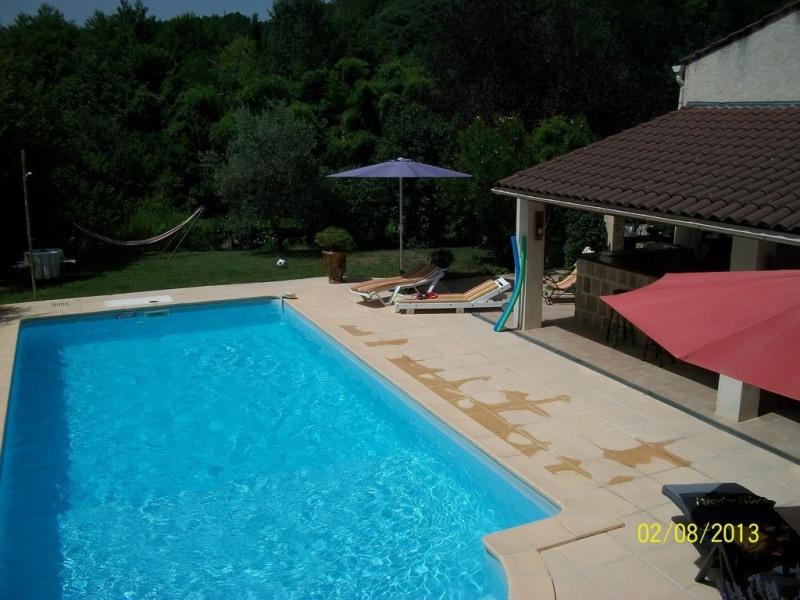 Appartement pour 5 pers. avec piscine, Ucel