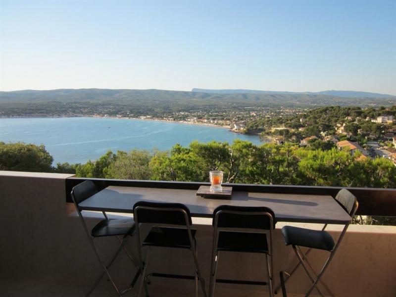 Location vacances Saint-Cyr-sur-Mer -  Appartement - 4 personnes - Chaise longue - Photo N° 1