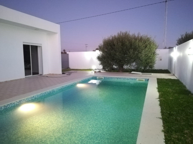Location vacances Houmt Souk -  Maison - 6 personnes - Barbecue - Photo N° 1