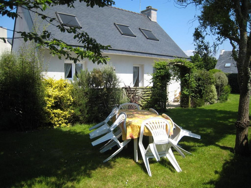 Location vacances Fouesnant -  Maison - 6 personnes - Barbecue - Photo N° 1