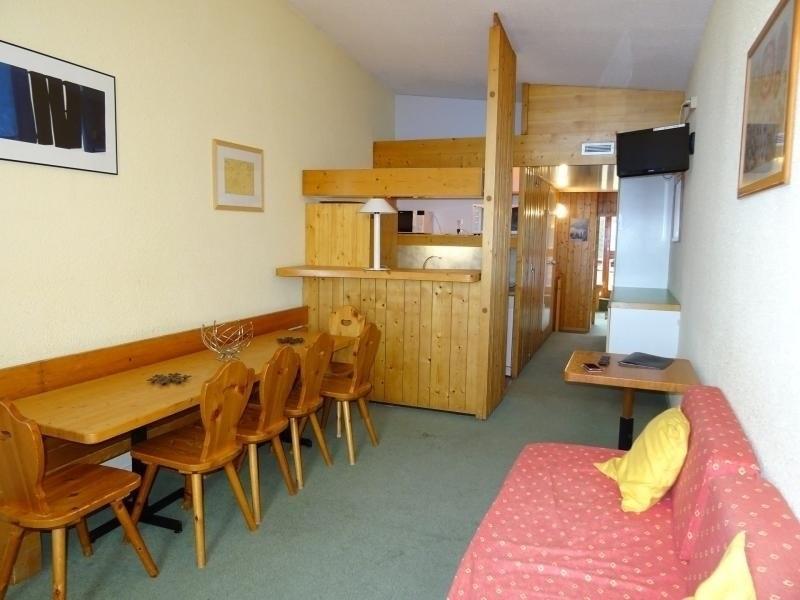 Appartement 4 pièces 9 personnes à Arc 1800 proche des commerces et des pistes dans le quartier du Charvet