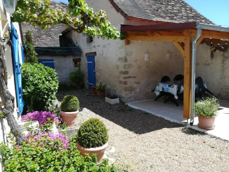 Location vacances Vicq-sur-Gartempe -  Maison - 2 personnes - Barbecue - Photo N° 1