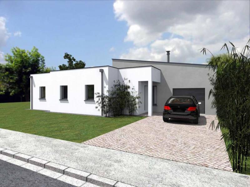 Maison  6 pièces + Terrain 831 m² Saint-Maurice-le-Girard par ALLIANCE CONSTRUCTION BRESSUIRE