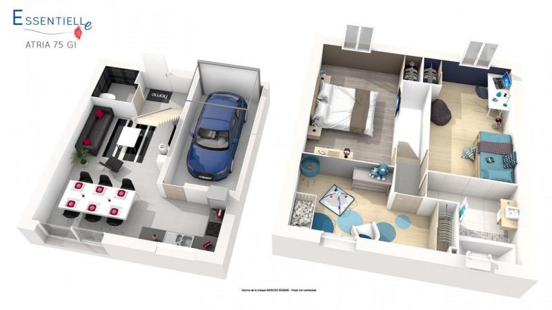 Maison  5 pièces + Terrain 205 m² Lagny-sur-Marne par MAISONS SESAME