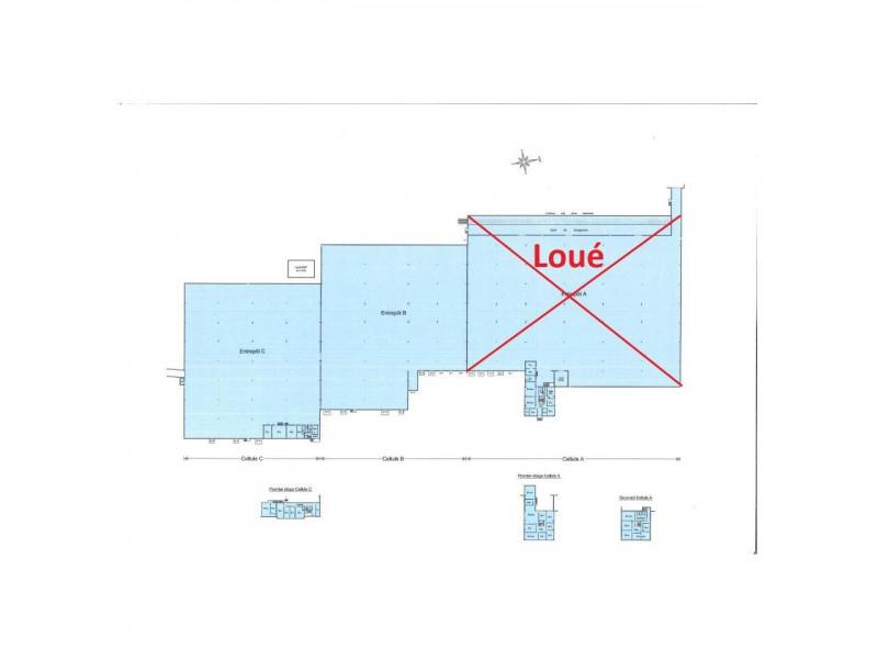 Location Local d'activités / Entrepôt Fleury-les-Aubrais
