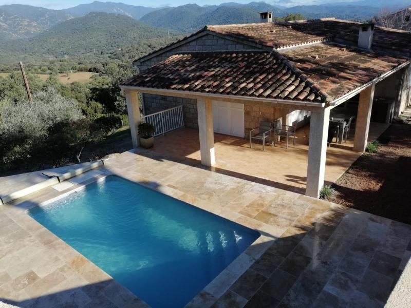 Location vacances Sollacaro -  Gite - 6 personnes - Barbecue - Photo N° 1