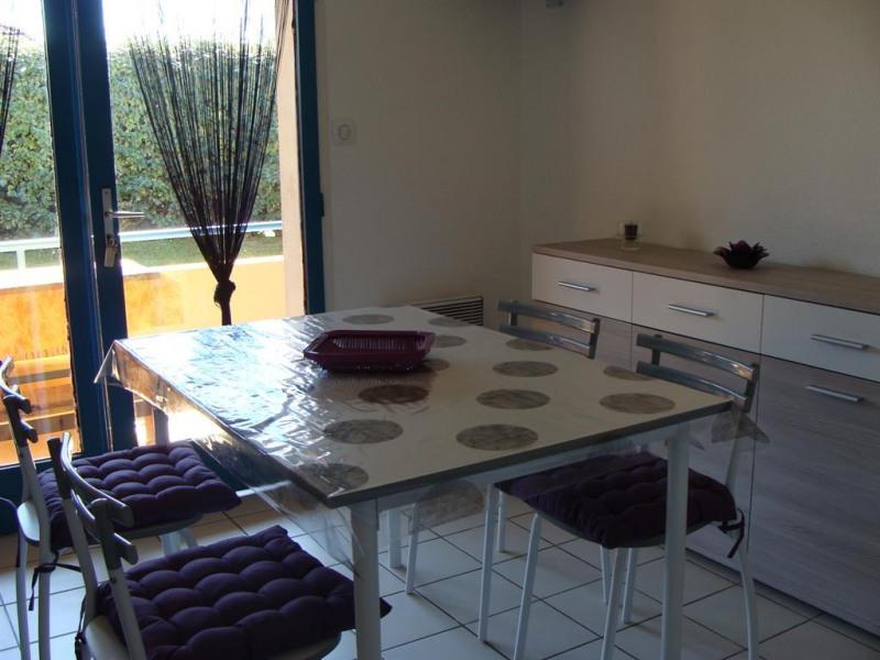 Location vacances Biscarrosse -  Appartement - 4 personnes - Salon de jardin - Photo N° 1