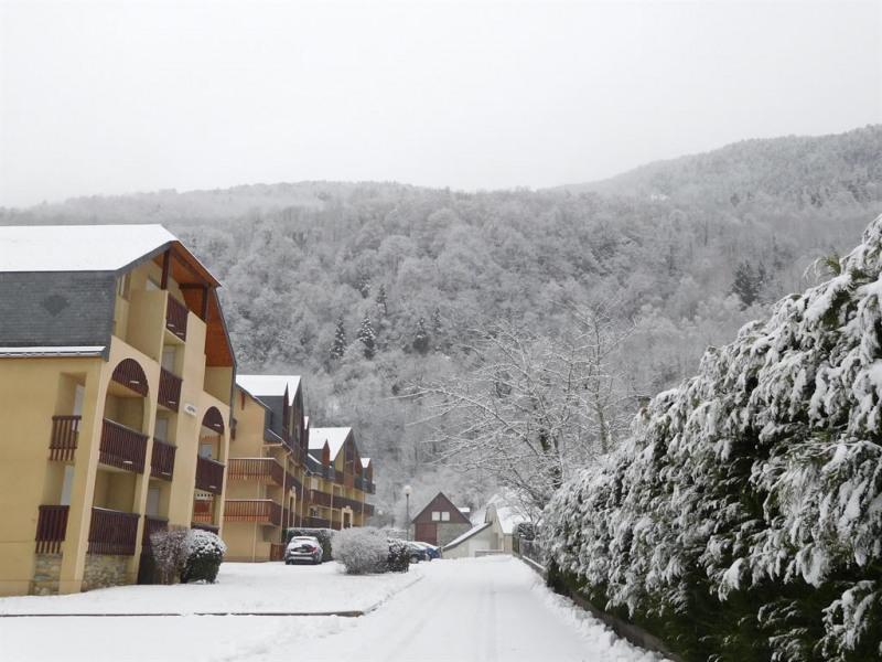 Location vacances Saint-Lary-Soulan -  Appartement - 4 personnes - Jardin - Photo N° 1