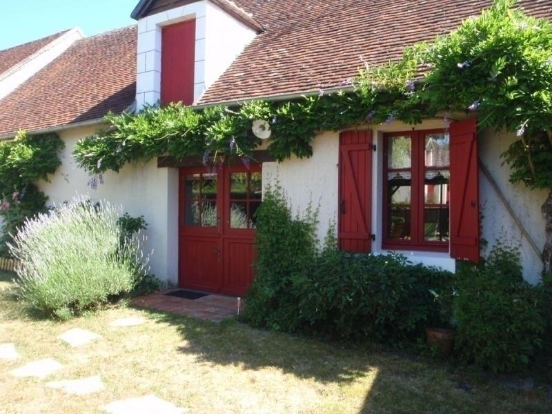 Location vacances Pouillé -  Maison - 3 personnes - Barbecue - Photo N° 1