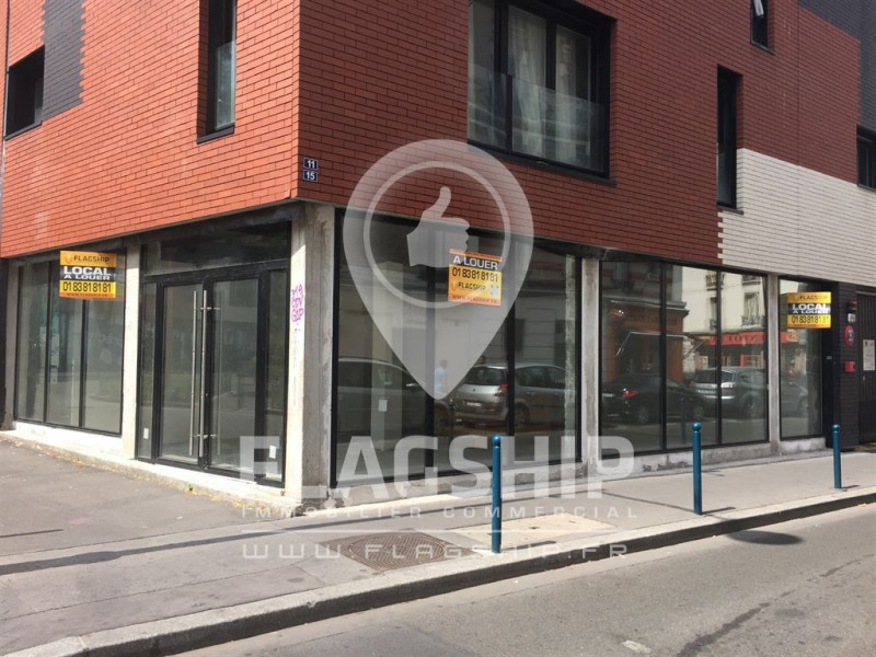 Location Boutique Pantin