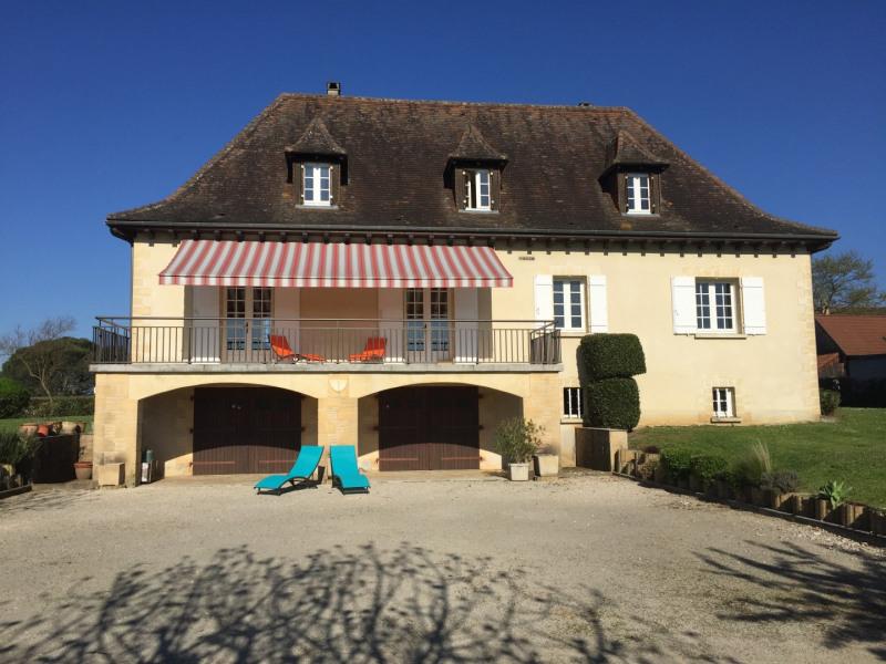 Location vacances Peyrignac -  Gite - 8 personnes - Barbecue - Photo N° 1