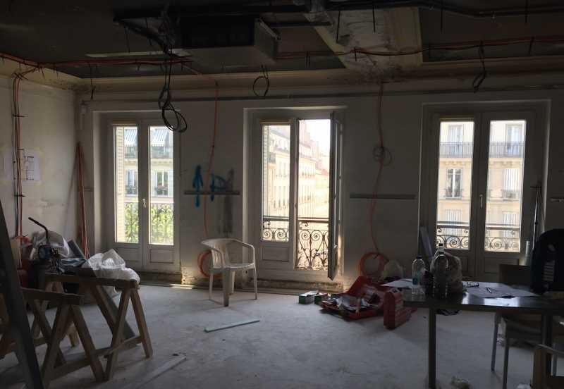 location bureau paris 3 me paris 75 135 m r f rence n 307902. Black Bedroom Furniture Sets. Home Design Ideas