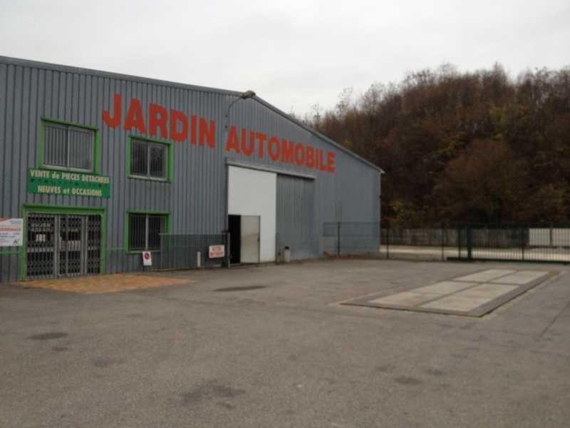 Location Local d'activités / Entrepôt Jardin