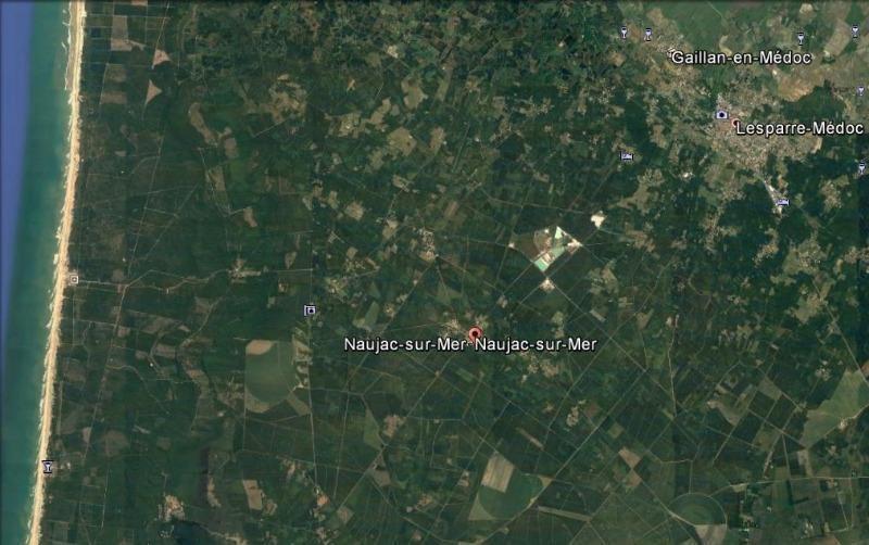 Vente Terrain Naujac-sur-Mer