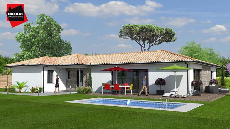 Maison  5 pièces + Terrain 650 m² Sainte-Hélène par NICOLAS CONSTRUCTION