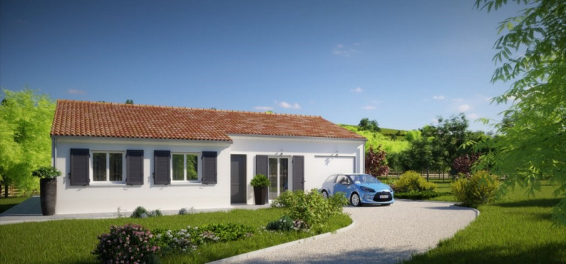 Maison  4 pièces + Terrain 1150 m² Pont-Saint-Martin par MAISONS PIERRE