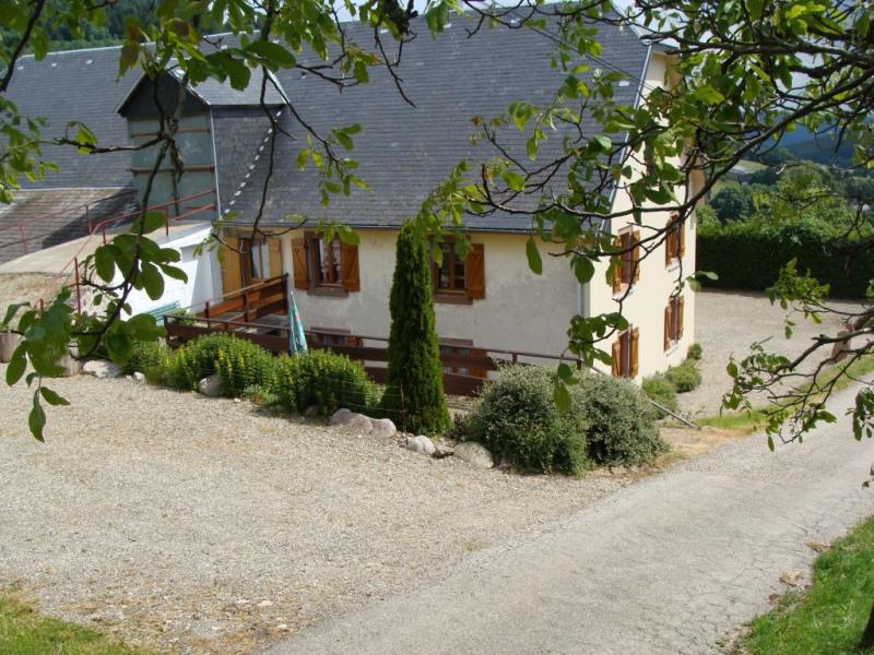 Appartement situé à Orbey