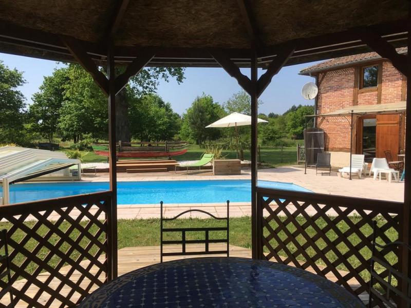 Location vacances Escource -  Maison - 10 personnes - Barbecue - Photo N° 1