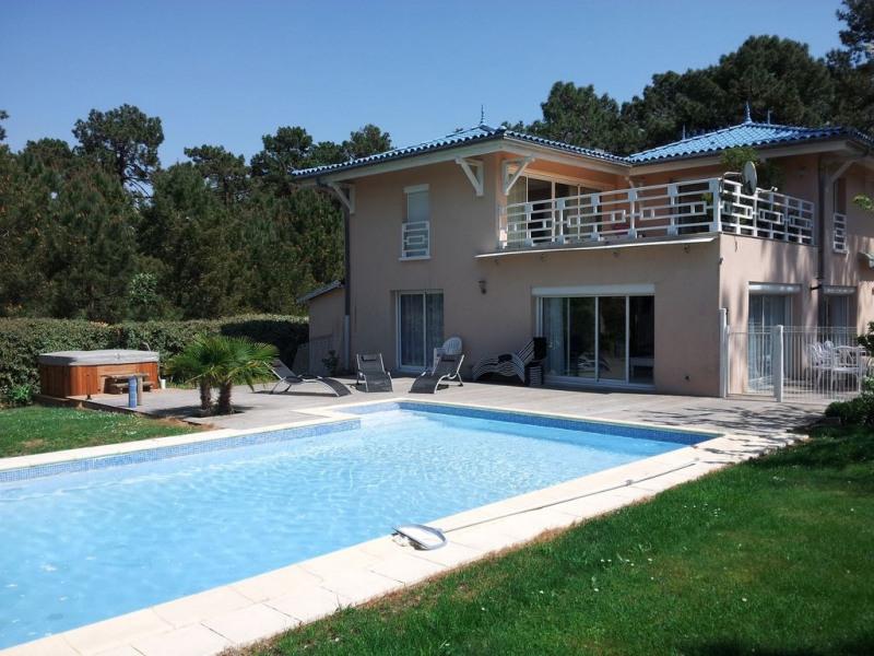 SHENANDOHA coté piscine et Spa