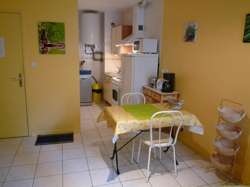 Entree, coin repas, Kitchenette