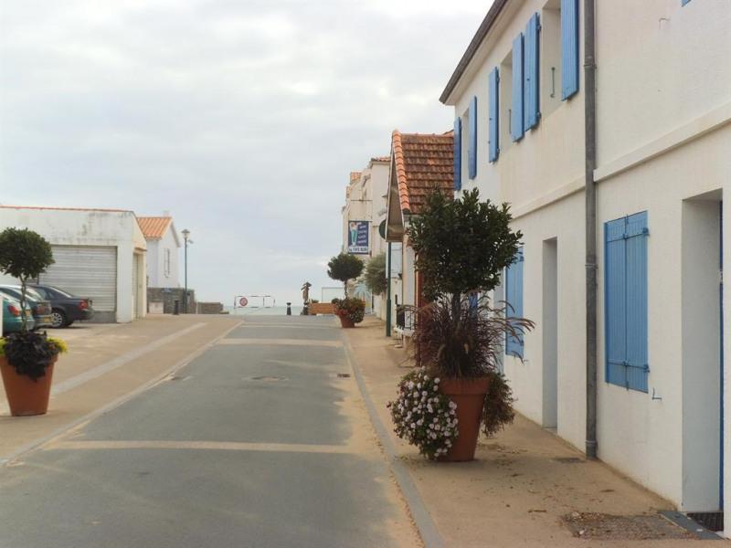 La résidence à 50 m de la mer